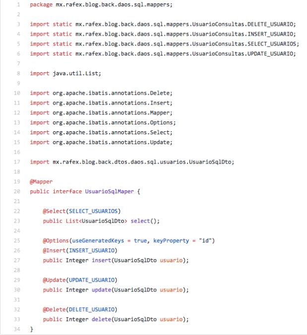 arquitectura-java-simple:UsuarioSqlMaper.java at parte-1 · rafex:arquitectura-java-simple 2018-03-09 1 p. m.13-08-36