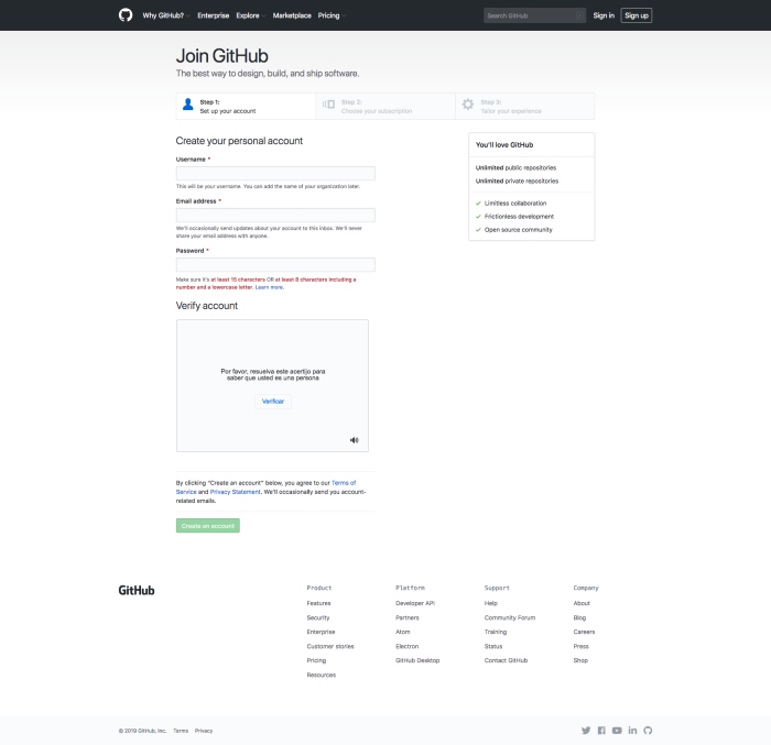 Join GitHub · GitHub
