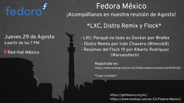 LXC-fedora